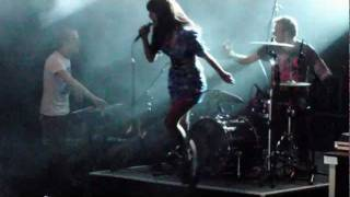 We are Enfant Terrible - Wild Child (live @ Theatron, Munich - 2011-06-13)