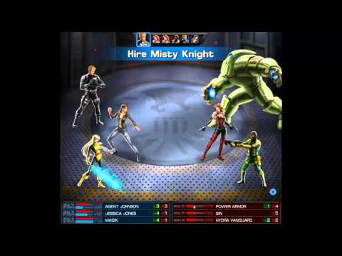 Marvel Avengers Alliance-Should I get the Hire A Hero item?
