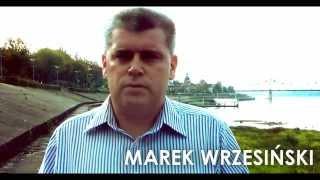 MAREK WRZESIŃSKI - KWW Mieszkańcy Włocławka - spot #1