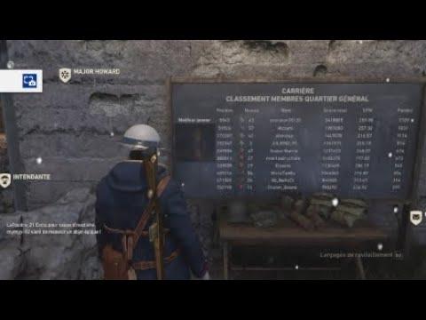 Call Of Duty WWII Carte De Visite Maitre Prestige Meilleur Classement Et Embleme
