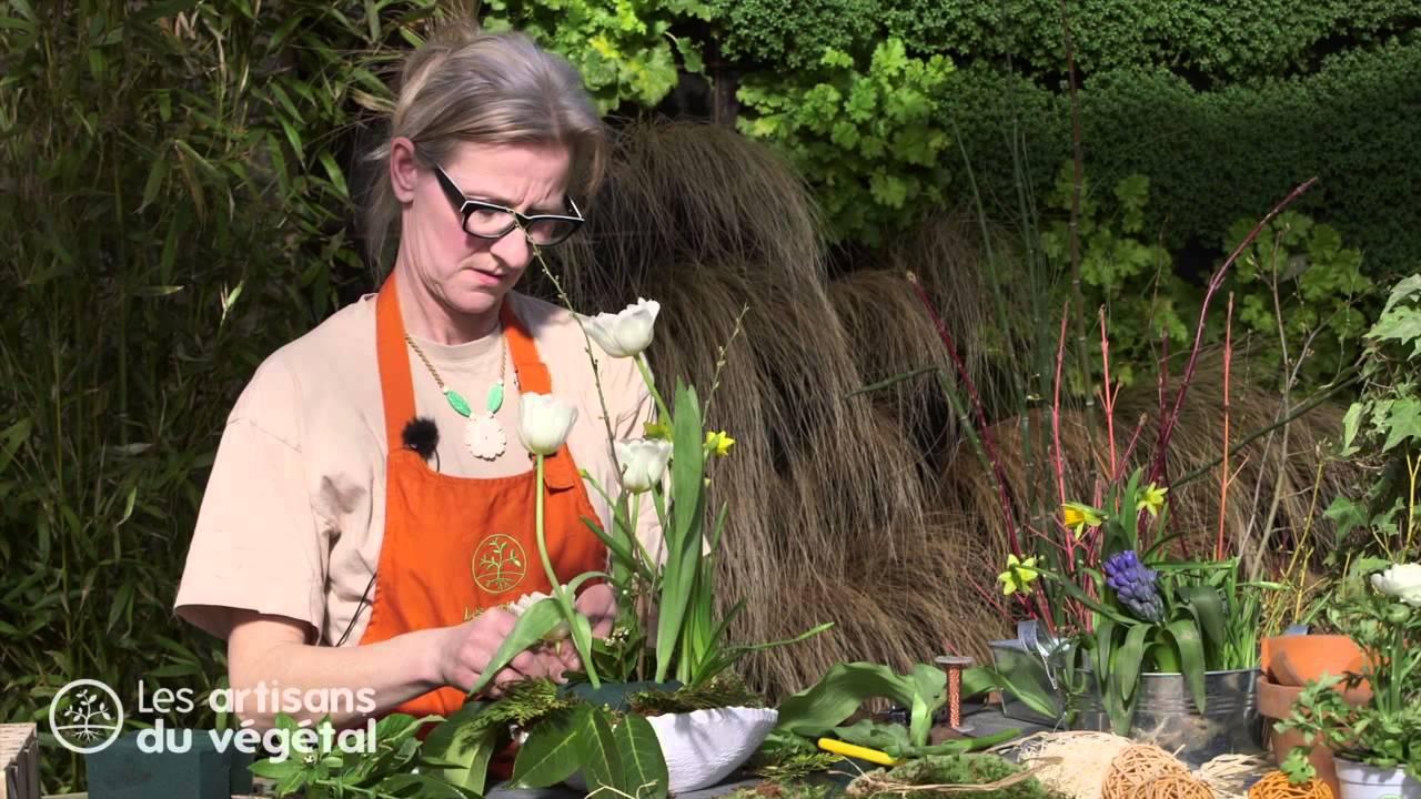 Comment Faire Un Centre De Table Avec Des Fleurs comment faire, réaliser un centre de table avec les fleurs de son jardin ?
