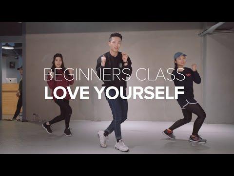 Love Yourself - Justin Bieber / Beginners Class