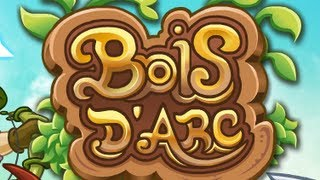 Bois D'arc Level1-6 Walkthrough