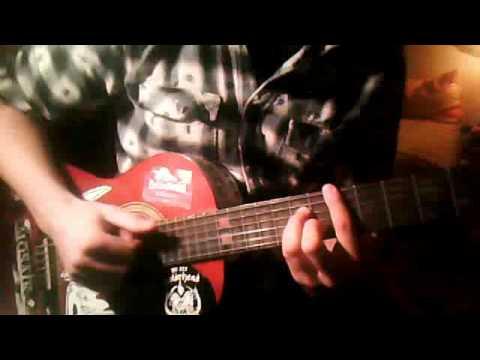 arbeitslosemarsch - guitar cover