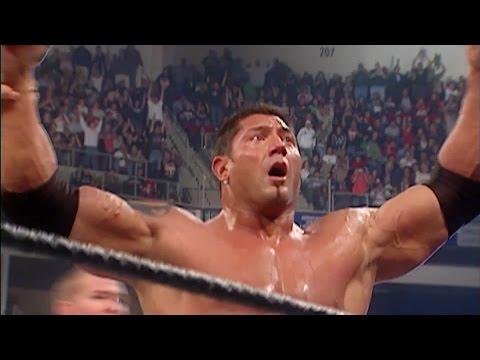 Batista recalls a surreal 2005 Royal Rumble