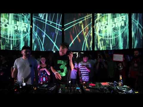 OL Boiler Room Moscow DJ Set
