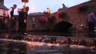 Pat Hughes: Ice Bucket Challenge 2014