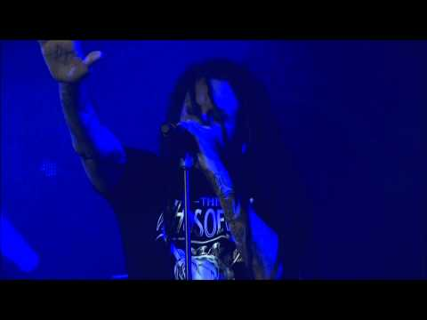 Love And Death - Paralyzed (Live - Graspop Metal Meeting 2013 - Belgium)
