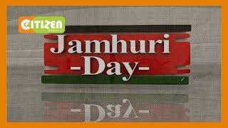 How Jamhuri Day was marked around the counties