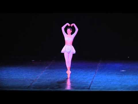 Ballet Classico premiado 2014 Georgia Giovanardi