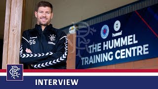 INTERVIEW | Steven Gerrard | 14 Jun 2018