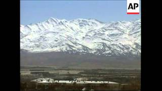 WRAP US B52's bombing , helicopters and Afghan troops