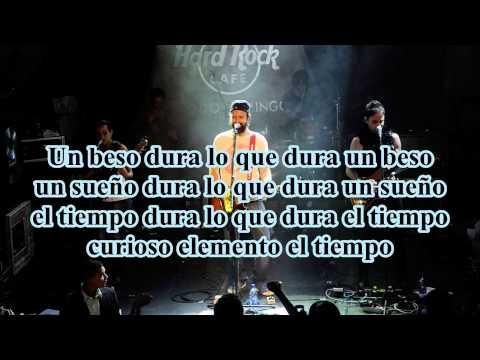 tiempo    Jarabe de Palo   vico C   Lorenzo Jovanotti lyric by Adw
