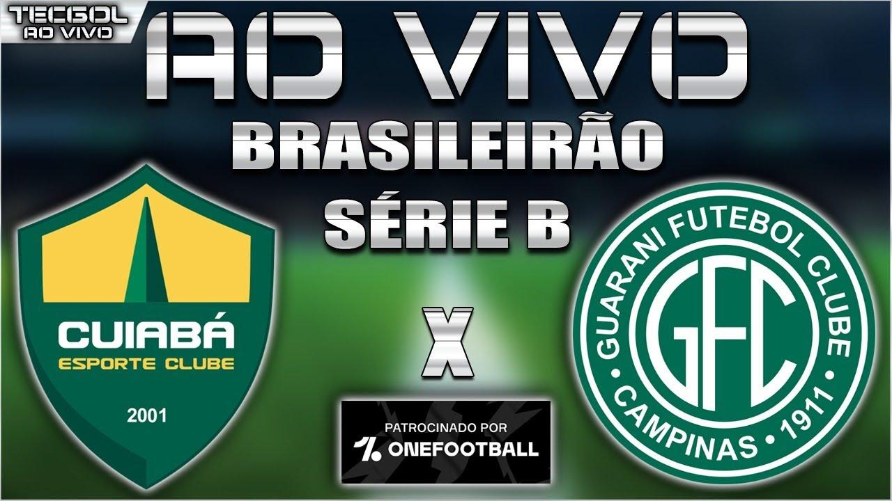 Cuiabá 4x0 Guarani | Brasileirão Série B 2020 | 35ª Rodada | Narração