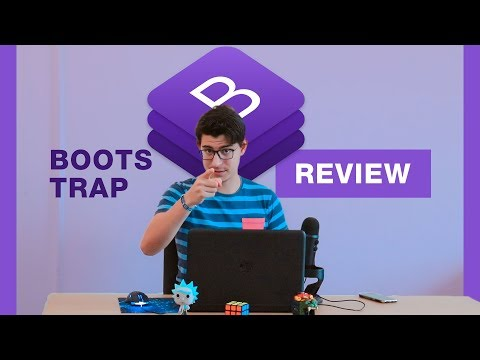 BOOTSTRAP Review | Best CSS Library ?