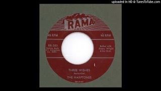 Harptones, The - Three Wishes - 1956