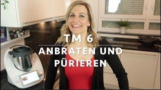 Thermomix TM 6® | Anbraten & Pürieren | Mediterraner Tomatenaufstrich