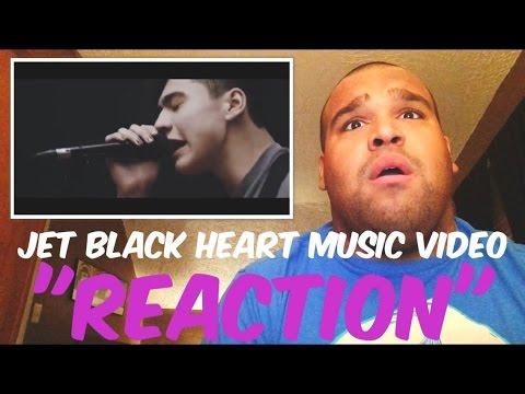 5SOS - Jet Black Heart Music Video [REACTION]