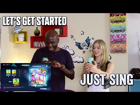 Just Sing – Let's Get Started