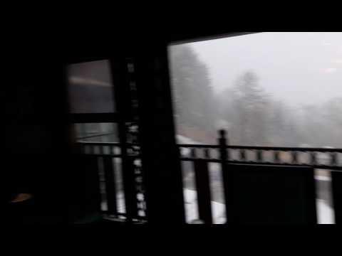 Srinagar snowfall(april)
