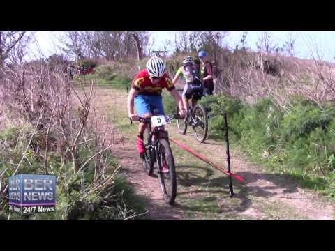 Mountain Bike Race At Ferry Reach, January 29 2017