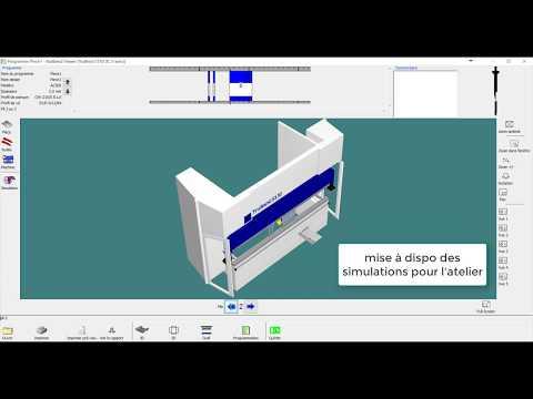 Interface Radbend | FR | WorkPLAN ERP Solutions