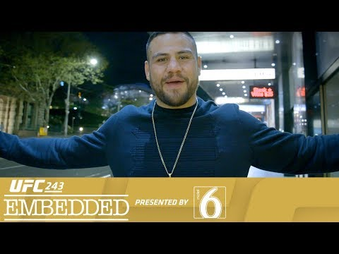 UFC 243 Embedded: Vlog Series - Episode 5