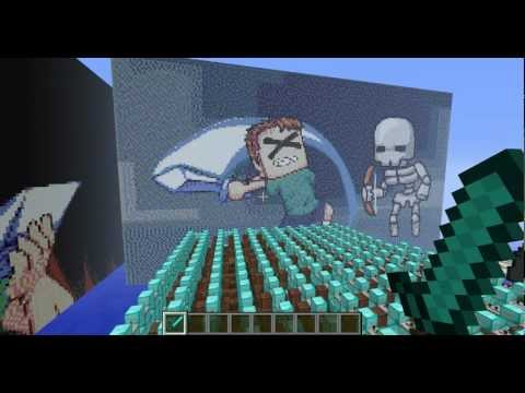 I CAN SWING MY SWORD! TOBUSCUS In Minecraft Note Blocks