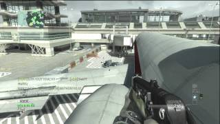 MW3: On Top of the Plane on Terminal Infected Match