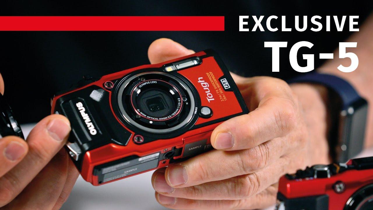 New Olympus Tough Tg 5 Youtube Black Kamera Underwater