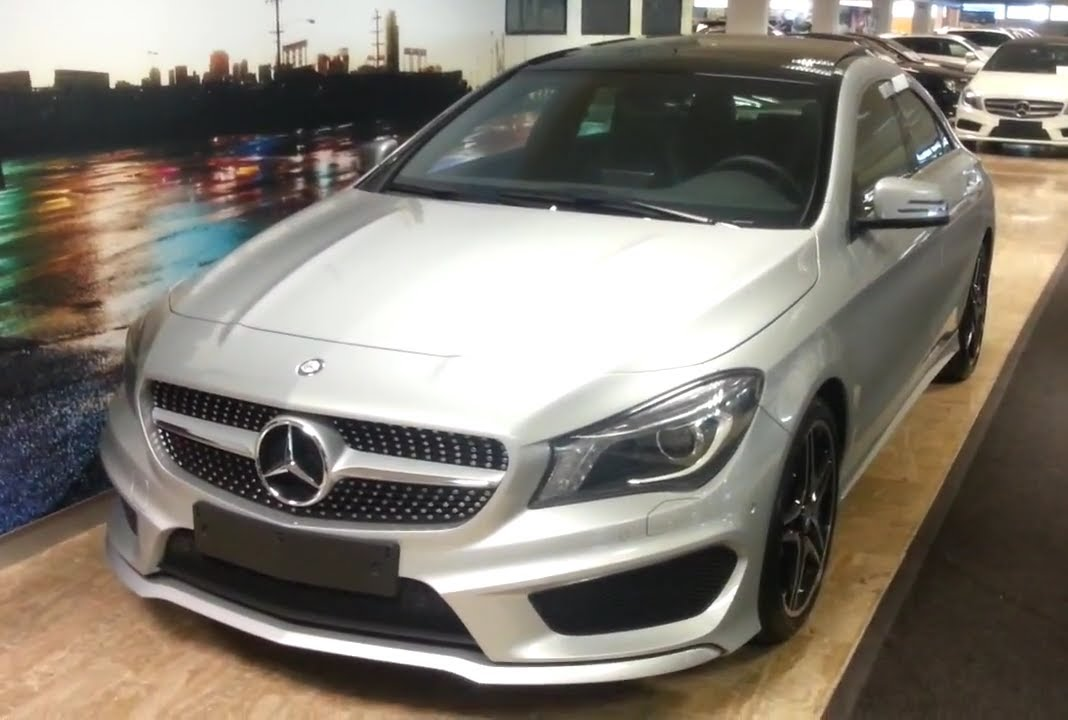 Mercedes Benz Cla 2014 In Depth Review Interior Exterior Youtube