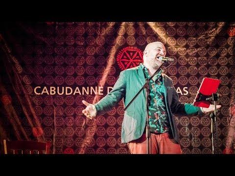 Cabudanne de sos Poetas 2017 - Alessio Lega interpreta le canzoni di Franco Fortini