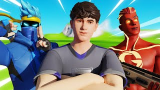 NINJA AND GREFG JOINED ME IN MY NEW LTM! (Bugha's Late Game) | Bugha