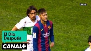 El Día Después (26/01/2015): Neymar VS Damia�n
