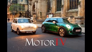 NEW MINI 60 YEARS EDITION : Traditional Sporting Spirit and British Flair