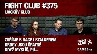 Fight Club #375: Ijáčkův klub