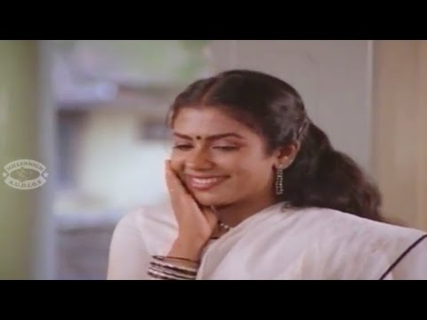 PINNILAVU | Malayalam Full Movie | Mammootty & Poornima Jayaram | Family Entertainer Movie
