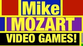 Mike Mozart's Vintage Video Game and Toy Collection LIVE AGAIN!,  @JeepersMedia