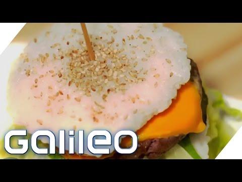 Sushi-Burger - Neuer Food Trend? | Galileo | ProSieben