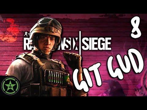 Let's Play - Rainbow Six Siege: Git Gud 8 - Git Blood Orchid Gud