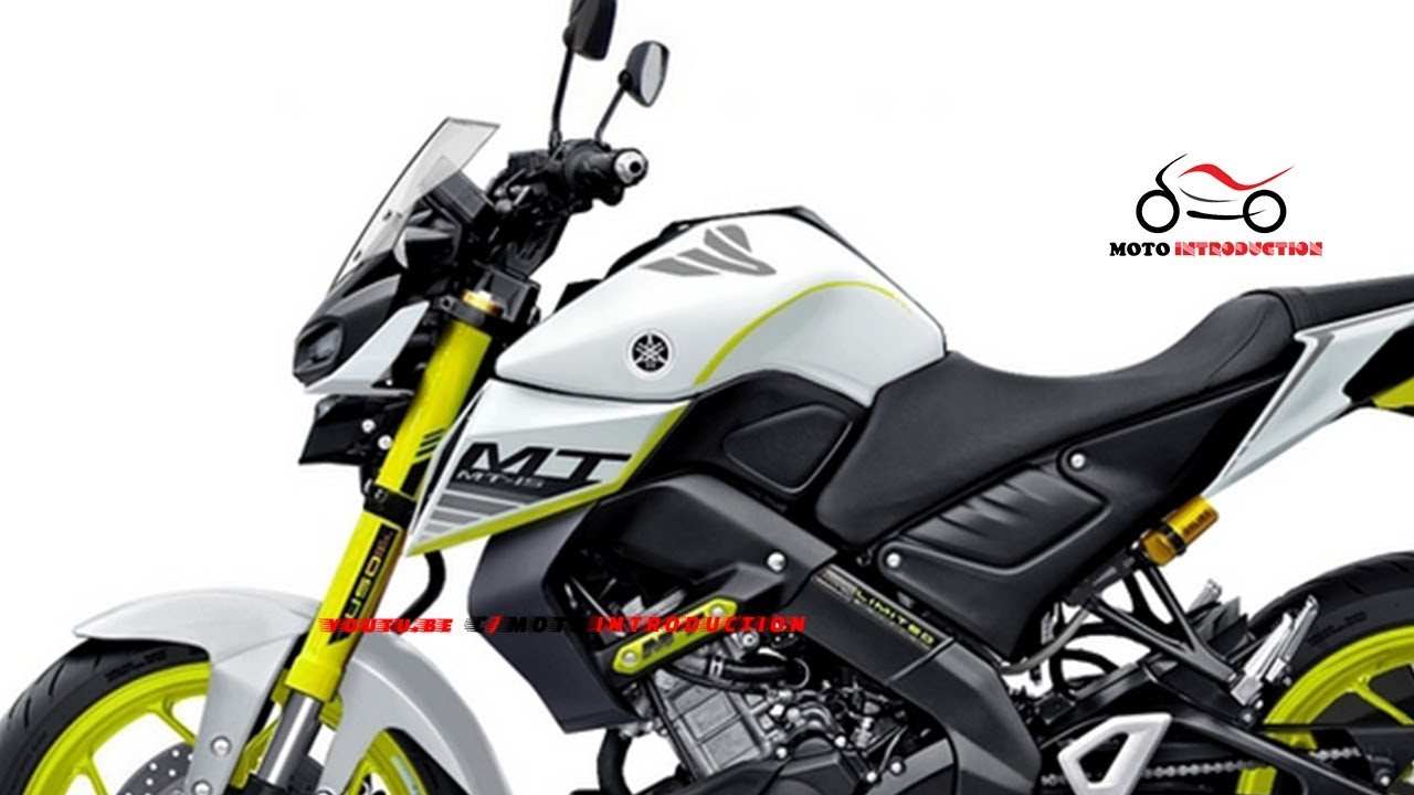 Mt 15 Photo: All New Yamaha MT-15 Limited Edition 2019