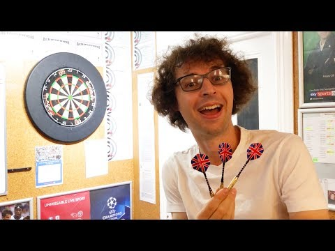 3 Bullseyes In Darts - 1 Week Challenge - Part 4