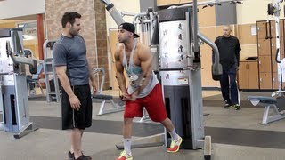 GYM PRANK: THAT'S MY MACHINE BRO!