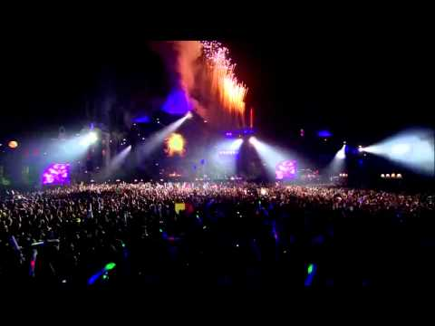 Fatboy Slim - Eat Sleep Rave Repeat (Dimitri Vegas, Like Mike & Ummet Ozcan Tomorrowland Edit)