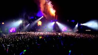 Repeat youtube video Fatboy Slim - Eat Sleep Rave Repeat (Dimitri Vegas, Like Mike & Ummet Ozcan Tomorrowland Edit)