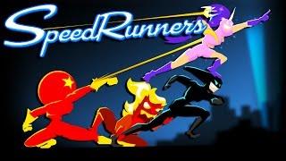 WAY TOO MUCH FUN!   Speedrunners