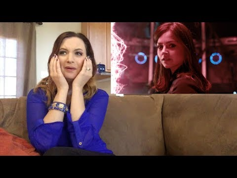 """Doctor Who 7x13 """"The Name of the Doctor"""" Reaction"""