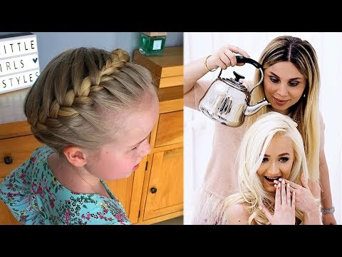 New Viral Hair Videos on Instagram 2018 | Amazing Hairstyles Tutorials