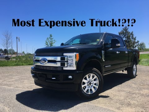 2019 Ford F-250 Limited Interior, Tech and Features