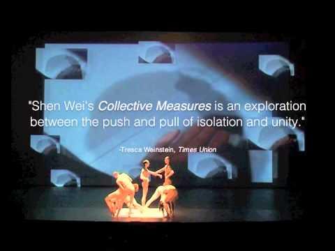 "Shen Wei Dance Arts ""Folding"" e ""Collective Measures"""